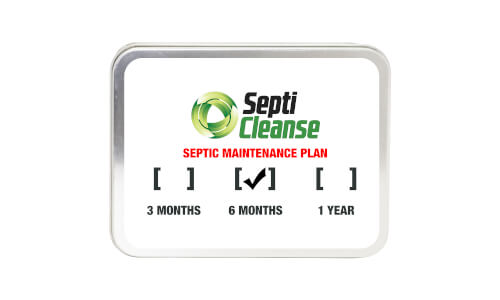 6 Months Supply of Septicleanse Maintenance Packs Only